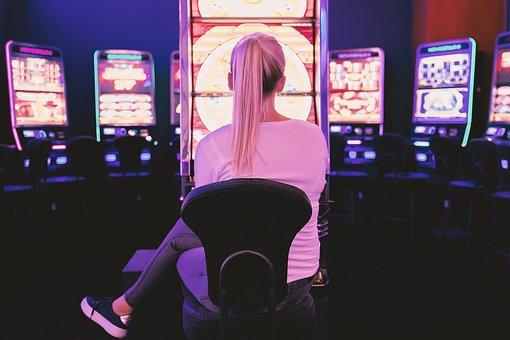mujeres casino